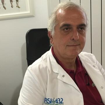 Dott. Giuseppe Cinelli direttore sanitario di Fisio 432