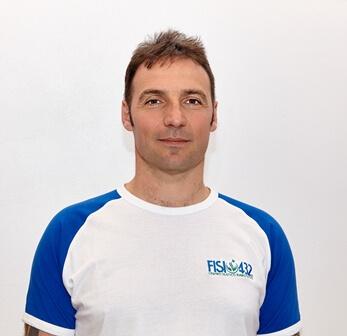 Dott. Romeo Pellegrini fisioterapista presso Fisio 432