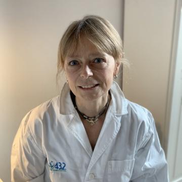 Dott.ssa Cristina Alberti, cardiologa