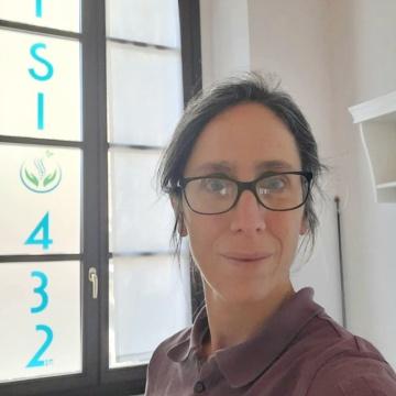 Dott.ssa Chiara Cornacchia, fisioterapista presso Fisio 432