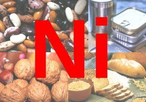 Il nichel, un metallo che può dare allergia
