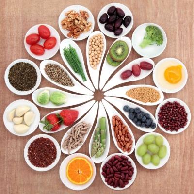Alimenti sani e belli