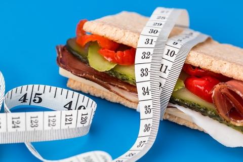 spuntino in dieta