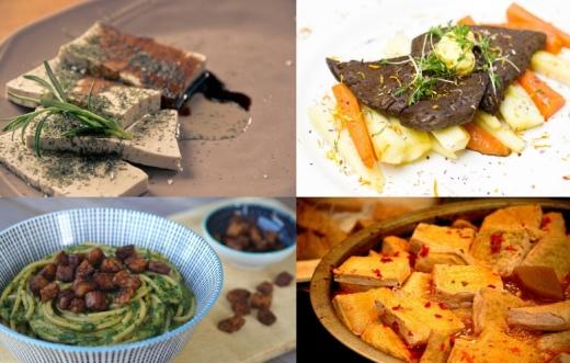 alimenti vegetali per sostituire la carne